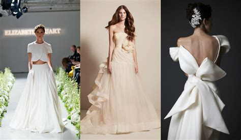 imagenes de vestidos de novia tendencia 2015 video tendencias para vestidos de novia 2015 moda