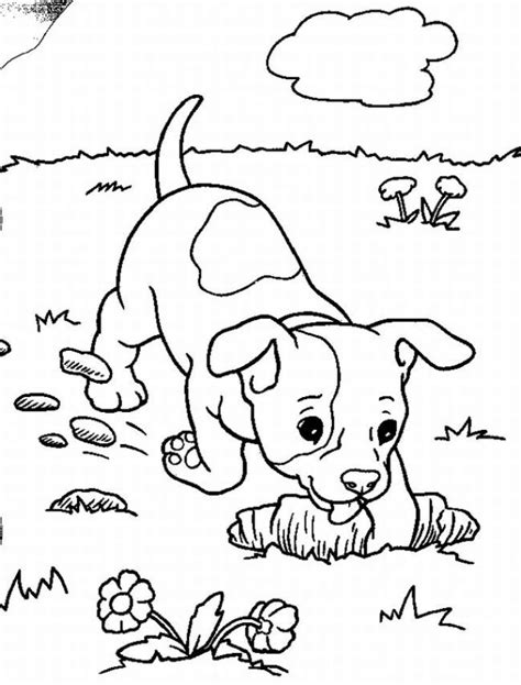 Printable Coloring Pages Of Puppies Az Coloring Pages Puppies Coloring Pages