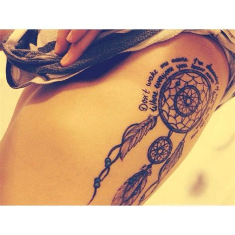 dream catcher tattoo tights quot don t wake me cause i m dreaming of angels on the moon