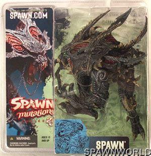Spawn Series 23 Mutation Spawn 1 spawn spawn figures spawnworld