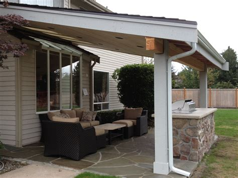 Patio Shed by Shed Style Timberline Patio Covers