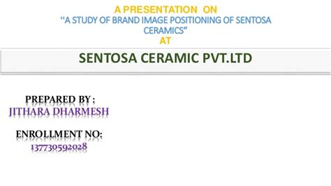 Business Notes For Mba Ppt by Ppt On Sentosa For Sip Mba