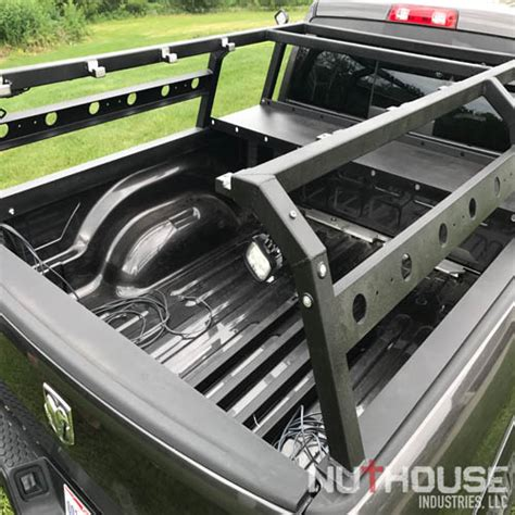 Custom Truck Bed Racks by Nutzo Tech 2 Series Expedition Truck Bed Rack Nuthouse