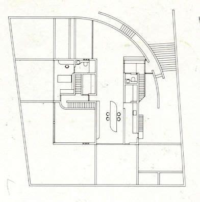 tadao ando floor plans casa kidosaki tokio 1986 planta primera tadao ando