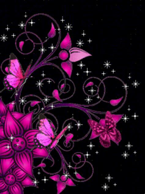 wallpaper neon gif neon pink butterfly wallpaper www pixshark com images
