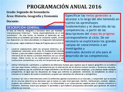 programacion anual primaria 2016 per minedu com programacion anual de primaria 2016 programaci