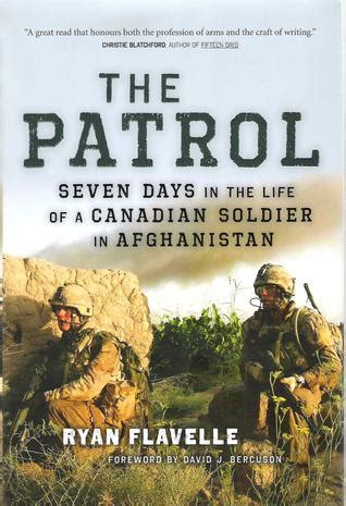 the days of my books the patrol seven days in the of a canadian soldier