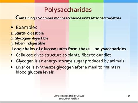 carbohydrates disaccharides carbohydrates