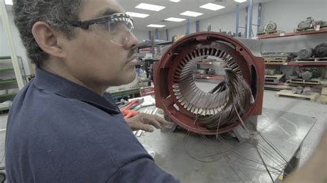 Electric Motor Rebuild by Electric Motor Rebuild Disassembly And Reassembly Global
