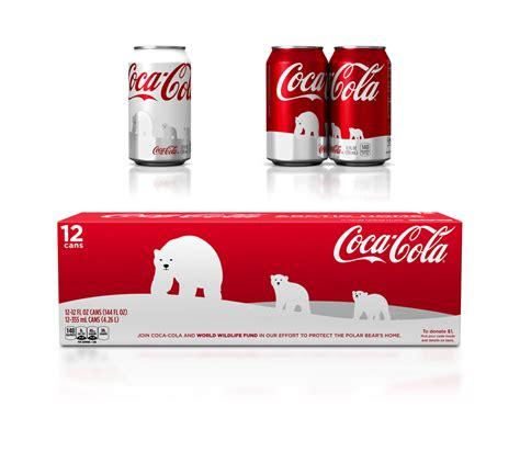coca cola arctic home graphis