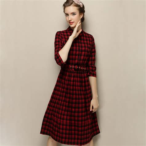 Tartania Dress popular tartan clothes buy cheap tartan clothes lots from