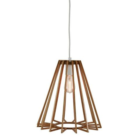 Jcpenney Pendant Ceiling Light With Wood Triangle Shade Jcpenney Chandelier