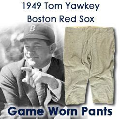 tom yawkey patriarch of the boston sox books lot detail 1959 tom yawkey boston sox owner road