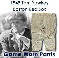 lot detail 1959 tom yawkey boston sox owner road