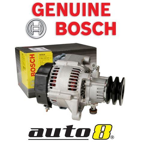 genuine bosch alternator for toyota hilux 2 8l diesel 3l