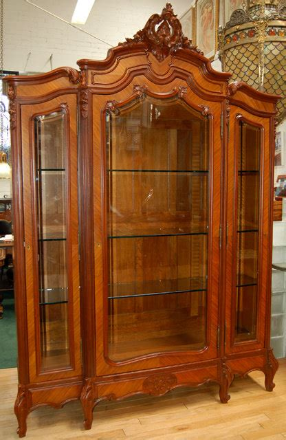 antique curio cabinets for sale antique rosewood three door curio cabinet for sale