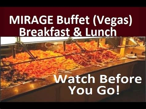 mirage las vegas buffet mirage las vegas buffet breakfast lunch must this from top buffet