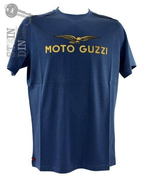 Größter Online Motorrad Shop by Nml T Shirt Mg Moto Guzzi Blau Gr L Stein Dinse Online
