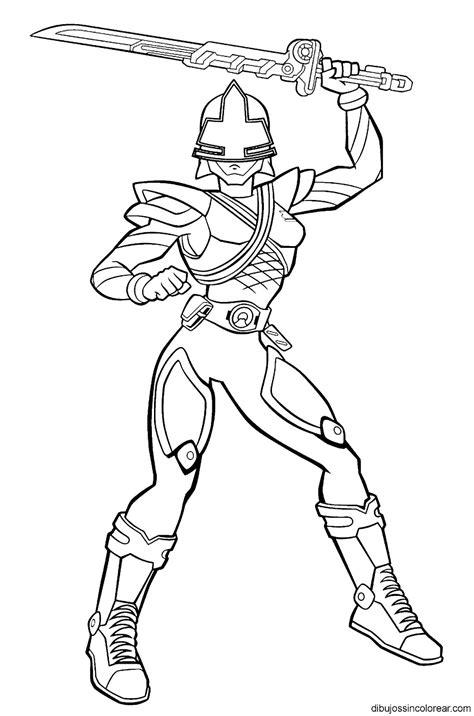 imagenes para uñas dibujos de personajes de power rangers samurai para