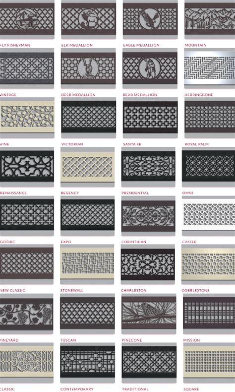 decorative wall registers and vents decorative wall vent covers air return vents