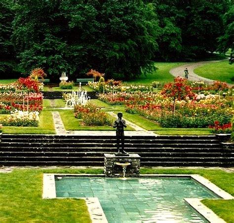 Parc De La Grange Geneve by Roseraie Du Parc La Grange 232 Ve