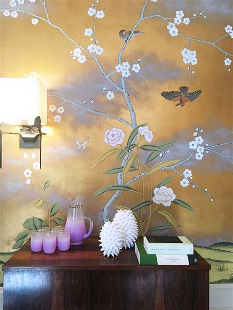 nina cbell luxury wallpaper 171 interior design files timothy corrigan interior design joy studio design