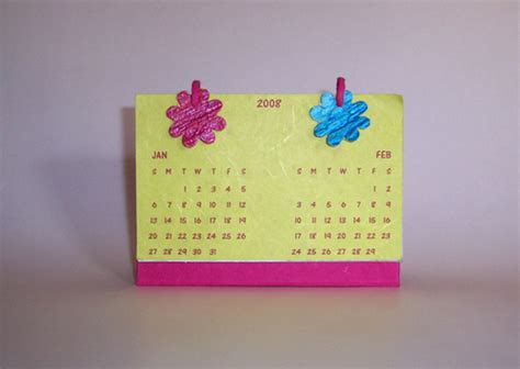 how to make handmade calendar handmade paper calendar in allahabad uttar pradesh india