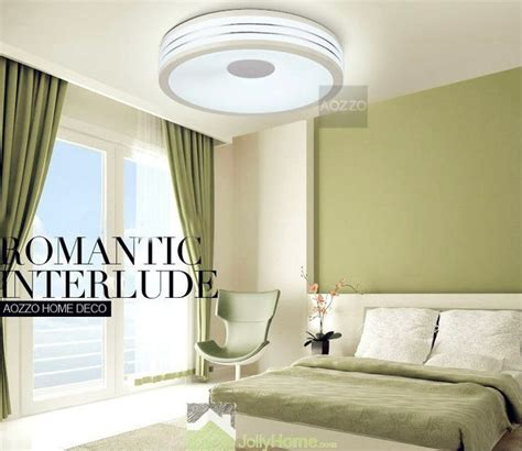 Bedroom Ceiling Light Led Bedroom White Ceiling Lights Modern Other Metro By Jollyhome