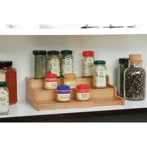 cabinet storage for spices seville classics 8 1 4 in x 8 3 4 in x 3 1 3 in