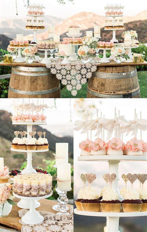 25  best ideas about Dessert buffet on Pinterest   Wedding