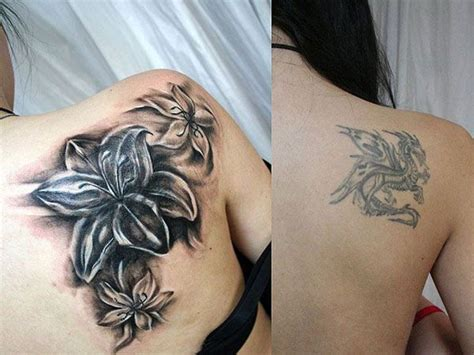 girl cover up tattoo designs 45 unique cover up tattoos