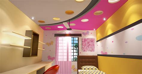 Name Board Design For Home In Chennai kids room false ceiling gypsum board drywall