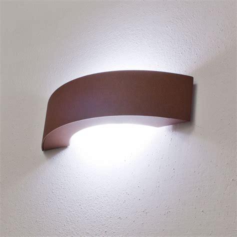 applique da interno illuminazione professionale faro da parete applique led