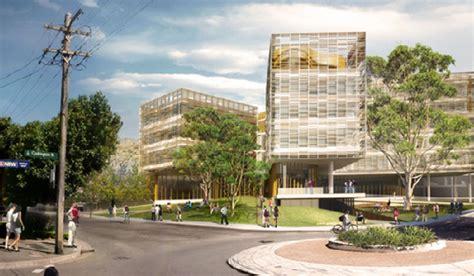 Univeristy Of Sydney Mba by Abercrombie Precinct Redevelopment Project