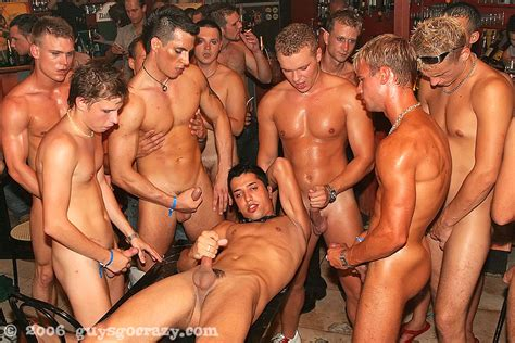 Gay party group