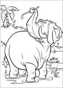 free printable jungle book coloring pages coloring