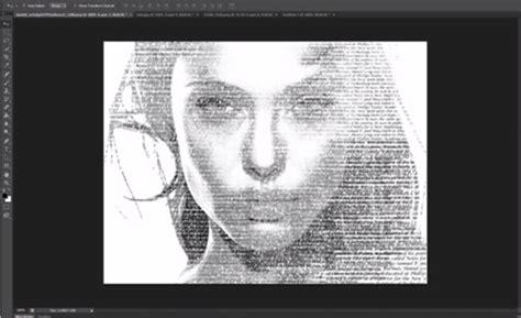 typography masking tutorial 17 photoshop face typography tutorial images typography