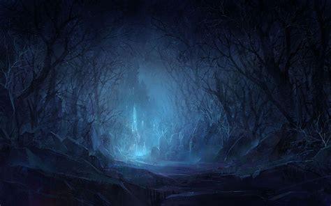 dark wallpaper pictures dark forest wallpaper