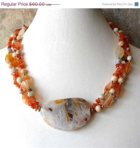 Handmade Necklaces Designs - 25 best ideas about handmade necklaces on