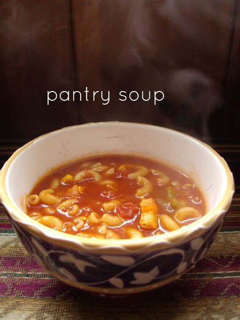 Pantry Soup by Pantry Soup