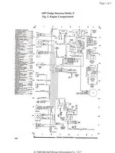 1987 daytona shelby z fuse diagram turbo dodge forums turbo dodge forum for turbo mopars