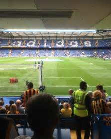 Shed End Stamford Bridge by Stamford Bridge Stadium View From The 169 Neil Theasby