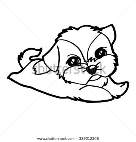 shih tzu puppies coloring pages 1000 images about coloring pages on coloring pages of shih tzu dogs