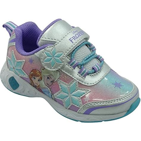disney sneakers for toddlers disney frozen toddler light up athletic sneakers