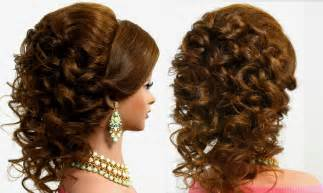 arabic hairstyles arabic wedding hairstyle for medium long hair makeup videos