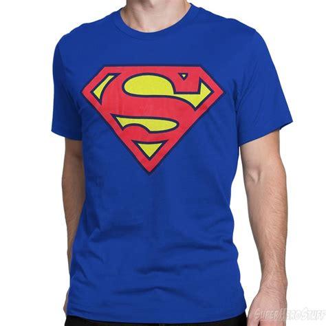 T Shirt Superman superman royal blue t shirt