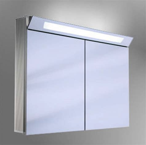 Mirrored Bathroom Cabinets Uk Illuminated Mirror Bathroom Cabinet Mf Cabinets