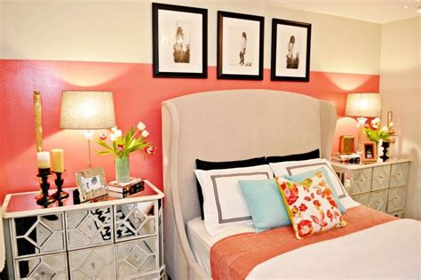 Coral Paint Bedroom by Salmon Or Coral Paint Ideas Dining Room Eclectic With