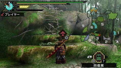 psp themes monster hunter 3 new monster hunter portable 3rd screens