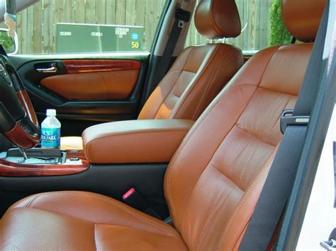 Lexus Saddle Interior by In For Sale 2003 Lexus Gs300 Sport Design White With